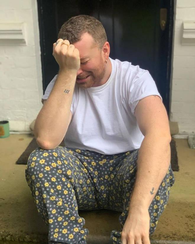 Sam Smith addresses backlash over insensitive coronavirus meltdown photos
