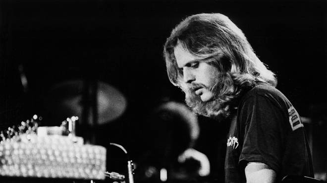 Don Felder came up with the instrumental demo