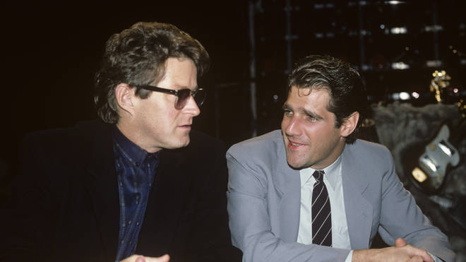 Don Henley and Glenn Frey wrote the lyrics