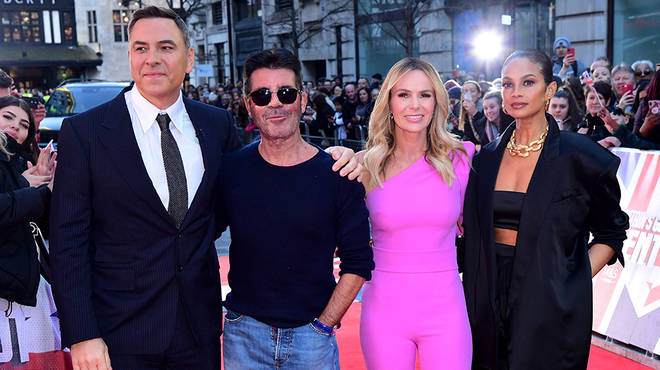 David Walliams has been part of the BGT family since 2012