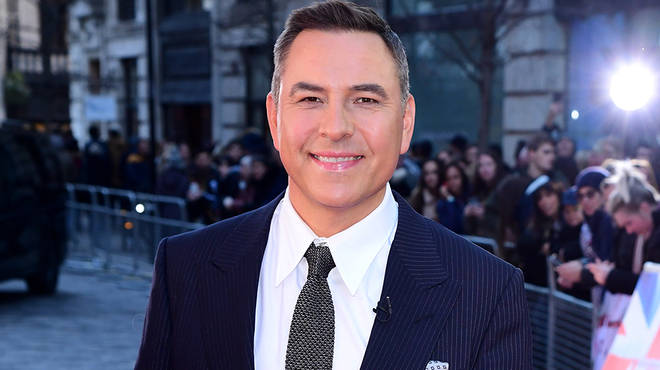 David Walliams tends to keep his child and relationships out of the spotlight