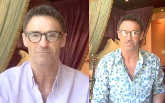 Marti Pellow performs his Wet Wet Wet classics online during lockdown sessions