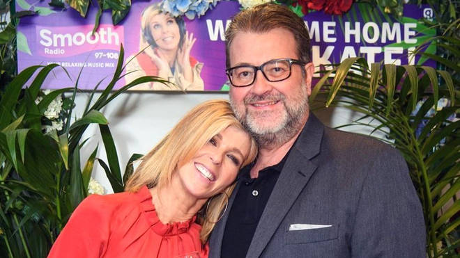 Kate Garraway's husband Derek Draper is 'still critically ill' with coronavirus as Smooth presenter gives health update