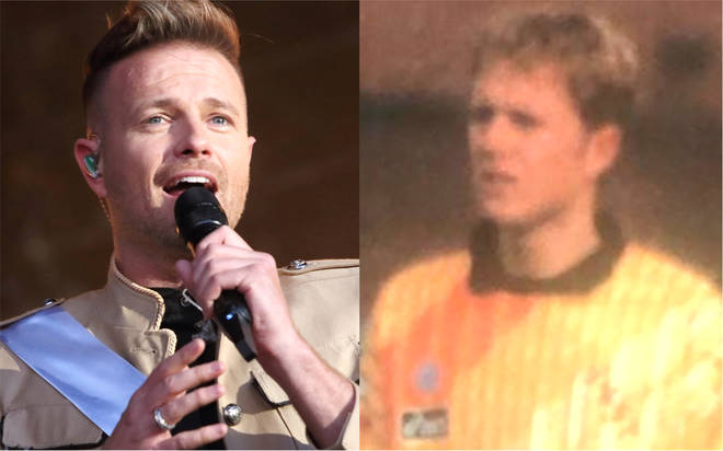 Westlife's Nicky Byrne reminisces about football past with throwback photo