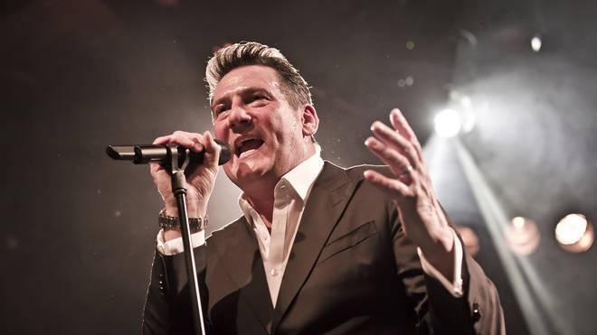 Tony Hadley Performs In Berlin