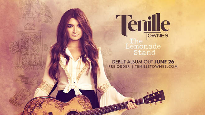 Tenille Townes announces release date for debut album The Lemonade Stand