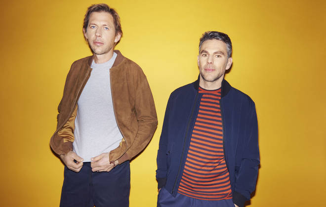 Groove Armada release brand new single 'Get Out On The Dancefloor'