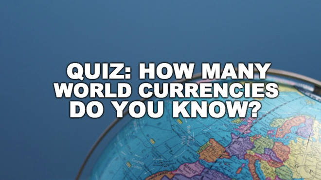 Currency quiz