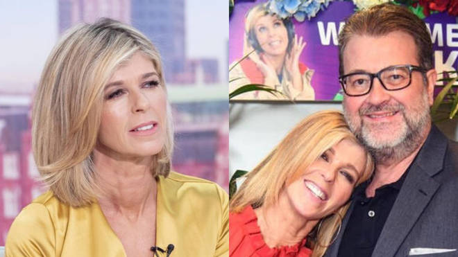 Kate Garraway shares an update on husband Derek Draper's health
