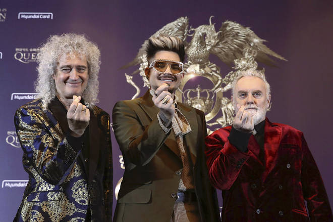 Queen and Adam Lambert release lockdown version of 'We Are The Champions'