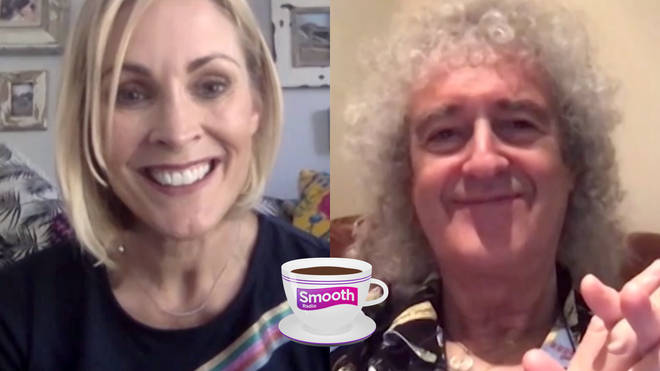Virtual Coffee Break: Brian May