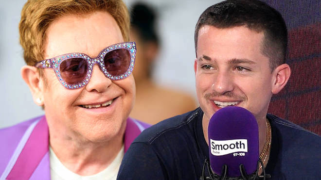 Charlie Puth announces Elton John collaboration just months after revealing hopes for duet on Smooth Radio