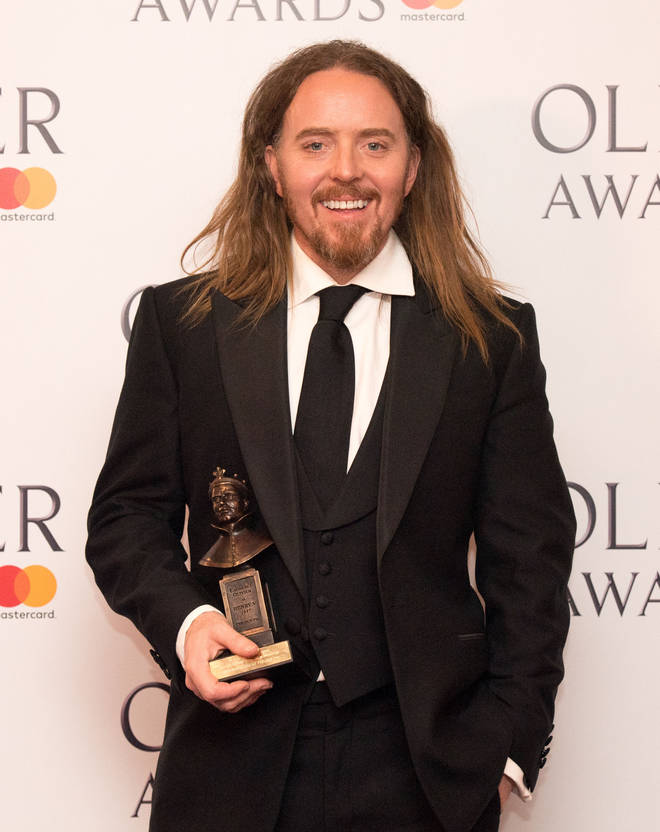 Tim Minchin is writing the songs and music for the new Matilda film