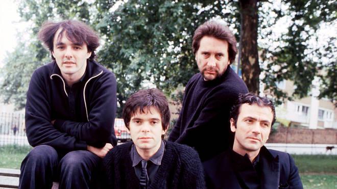 The Stranglers in 1980