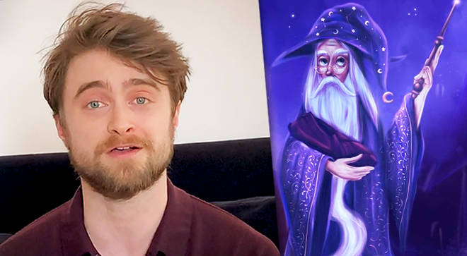 Daniel Radcliffe reads the first chapter Harry Potter and the Philosopher's Stone as part of new lockdown initiative started by JK Rowling