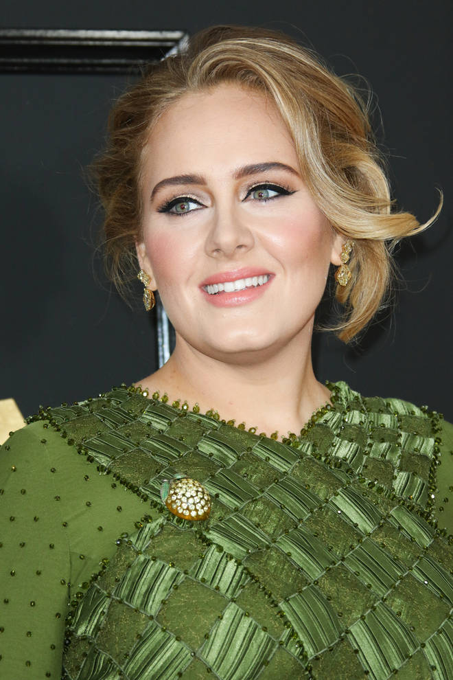 Adele celebrated her 32nd birthday in lockdown