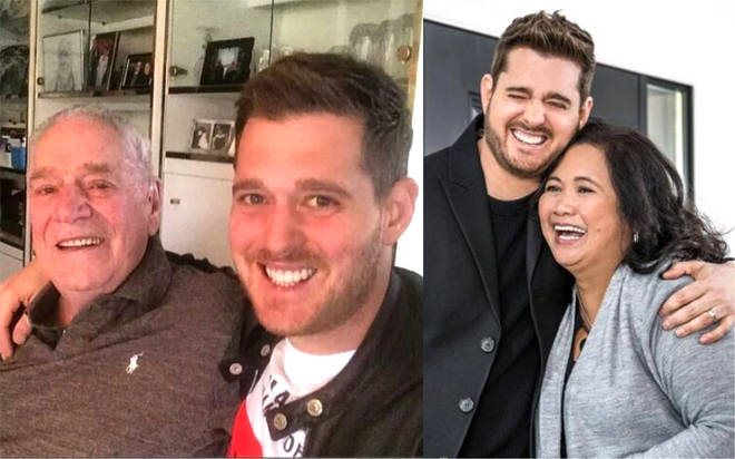 Michael Bublé fulfils grandfather's final wish during emotional new TV show surprise