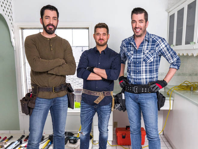 Michael Bublé worked with designers Jonathan and Drew Scott to overhaul the home
