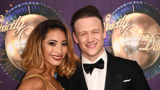 Kevin and Karen Clifton