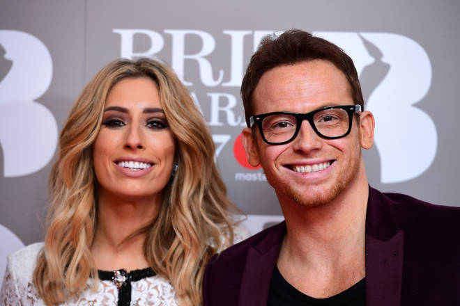 Stacey Solomon speaks out after speculation she's split from Joe Swash