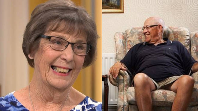 June Bernicoff appeared on Googlebox with her husband Leon from 2013-2017