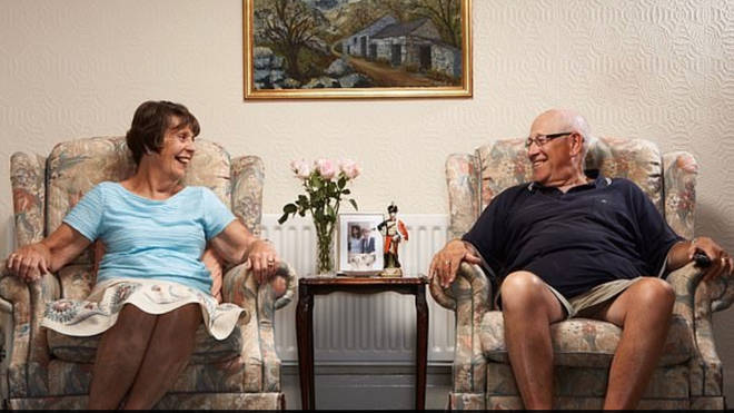 June and Leon were fan favourites on Gogglebox