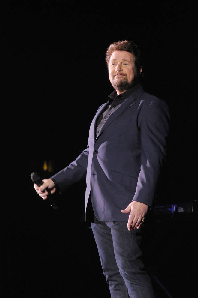 Michael Ball Performs At Eventim Apollo In London