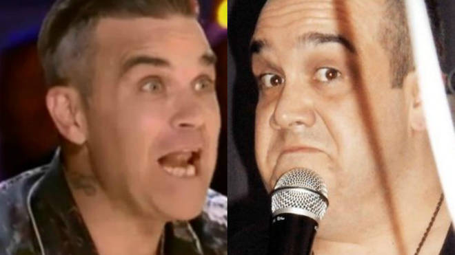 Robbie / Blobbie Williams