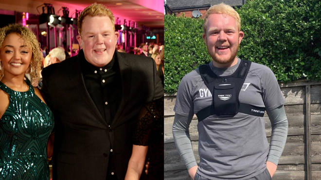 Colson Smith has shared his weight loss transformation with fans