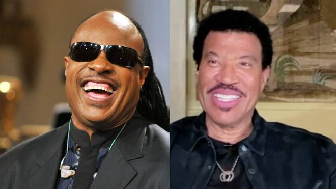 Stevie Wonder played a fantastic practical joke on Lionel Ritchie