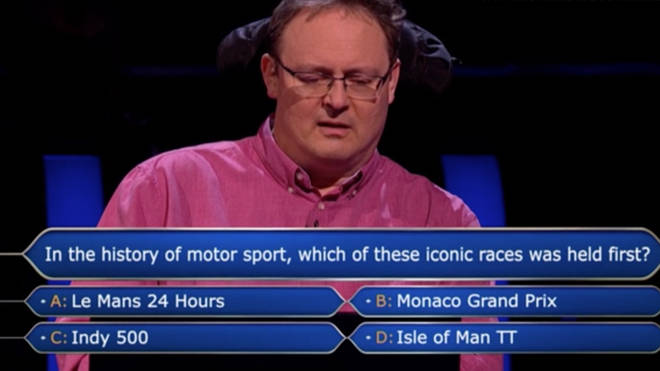 Andrew Townsley on the one million pound question