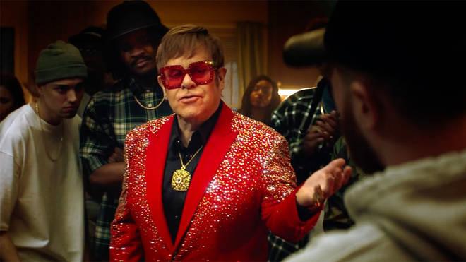 Elton John Snickers