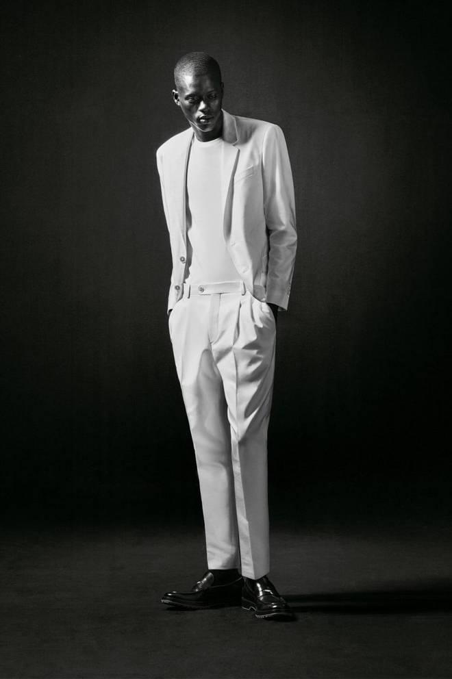 Michael Jackson suit