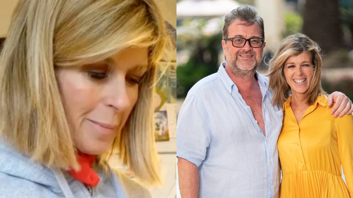 kate garraway's husband out of hospital - photo #12