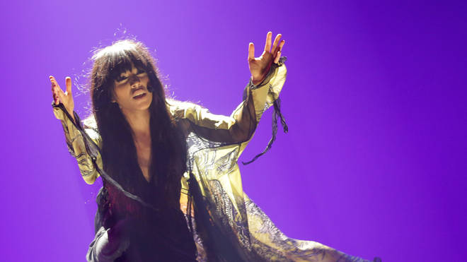 Loreen's performance at the Eurovision Song Contest 2012
