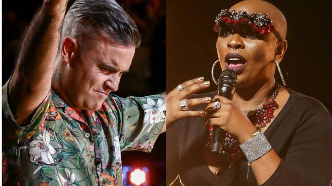 Robbie Williams / Janice Robinson