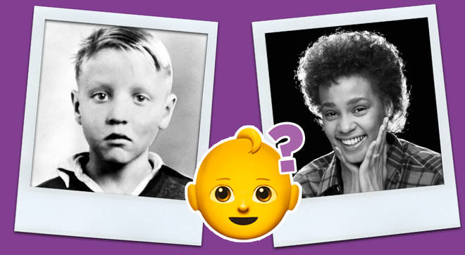 QUIZ: Can you recognise these singers from their baby pictures?