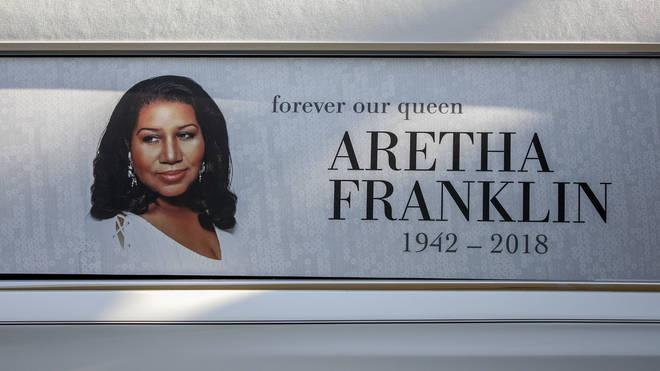 Aretha Franklin funeral