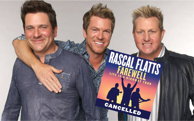 Rascal Flatts cancel their 2020 Life Is A Highway farewell tour