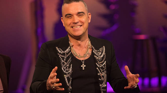 Robbie Williams quit the band to take on a solo music career
