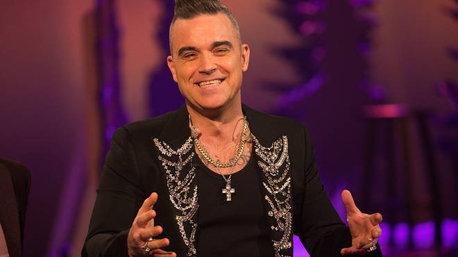 Robbie Williams has had an incredibly successful music career