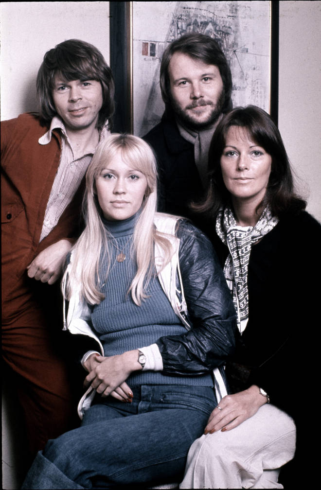 Abba In Stockholm