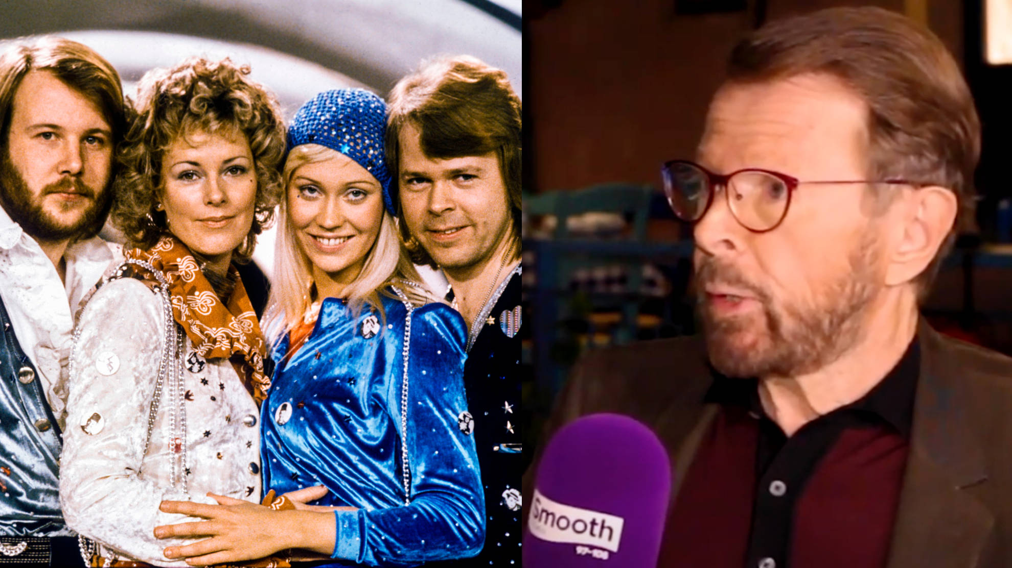 ABBA to release new singles this year, confirms Björn Ulvaeus   Smooth