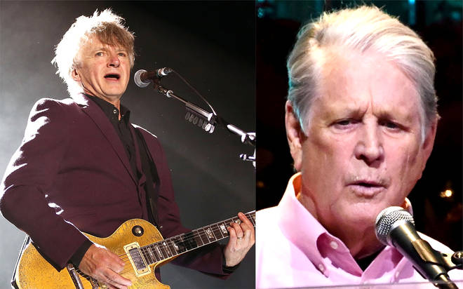 Beach Boys star Brian Wilson shares Neil Finn's Crowded House cover of 'God Only Knows'