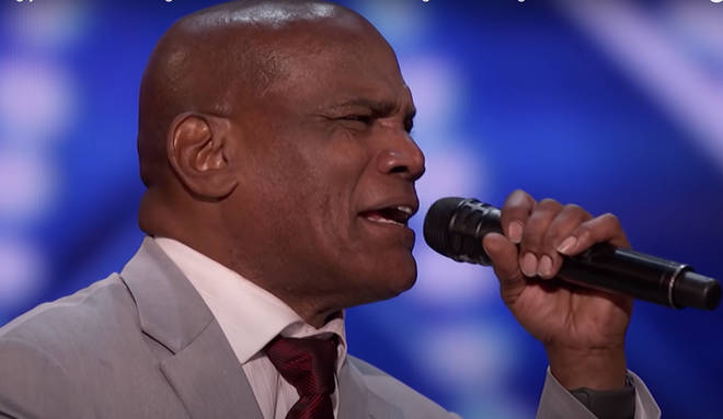 Archie Williams' performance moved the judges and audience to tears