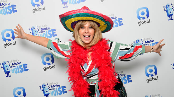 Kate Garraway for Make Some Noise
