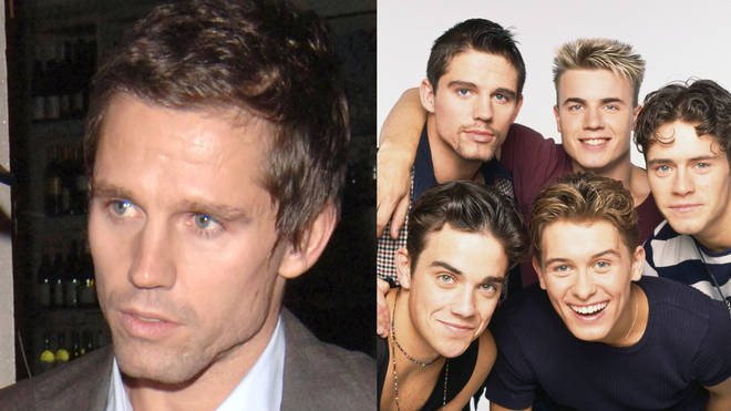 Jason Orange is won't be joining his Take That bandmates for their reunion concert
