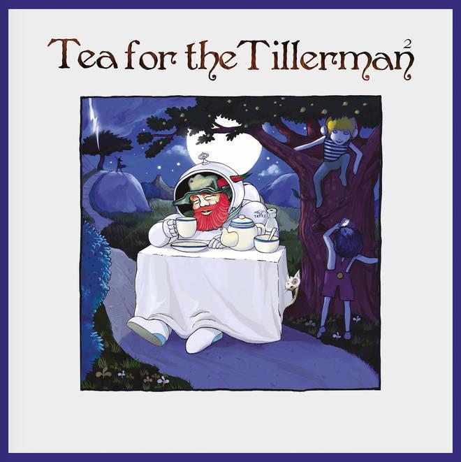 Tea for the Tillerman² album