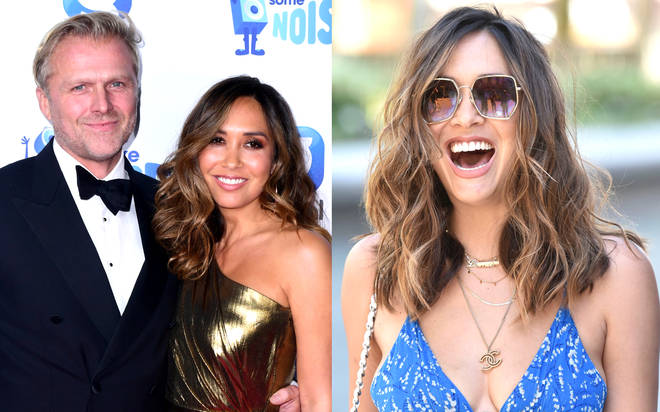 Myleene Klass reveals marriage plans for 2021 with boyfriend Simon Motson