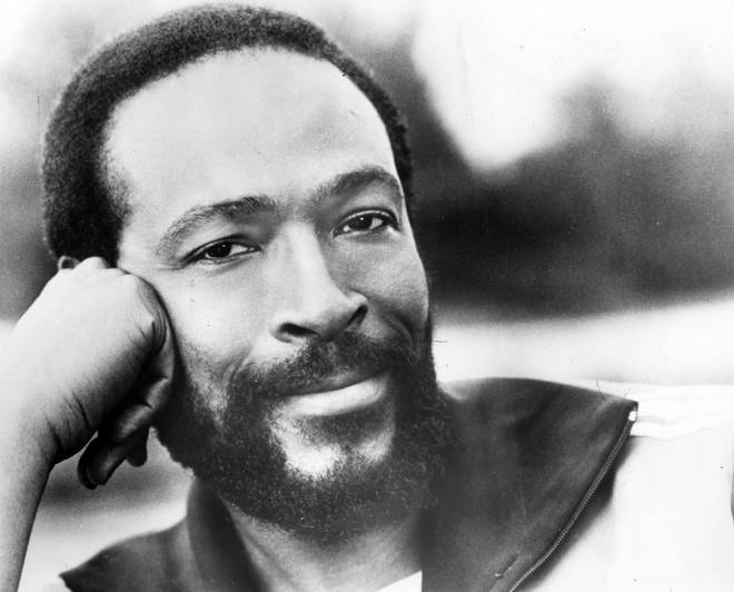 Marvin Gaye in 1970